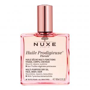 НОВИНКА Huile Prodigieuse® Florale Сухое масло для лица, тела и волос, 100 мл