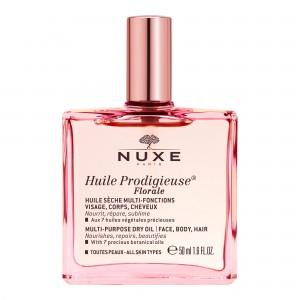НОВИНКА Huile Prodigieuse® Florale Сухое масло для лица, тела и волос, 50 мл