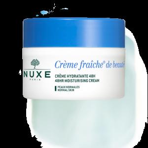Crème Fraîche® de beauté крем для нормальной кожи 48-Ч увлажняющего действия, 50 мл