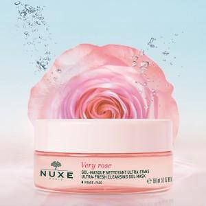Very Rose Ультра освежающая очищающая гелевая маска для лица. Для всех типов кожи