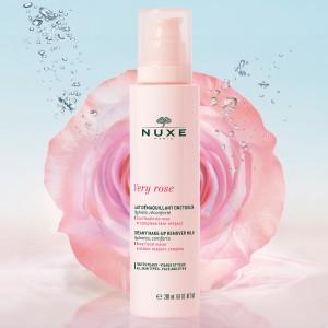 Very Rose Очищающее молочко для лица и глаз. Для всех типов чувствительной кожи.