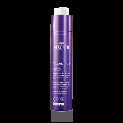 Nuxellence® DETOX ночной цветочный флюид для энергии клеток, 50 мл.