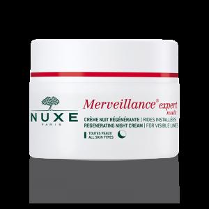Merveillance® expert ночной антивозрастной крем для всех типов кожи, 50 мл.