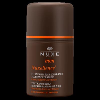 НОВИНКА! NUXE MEN Nuxellence® Антивозрастной флюид для лица, 50 мл